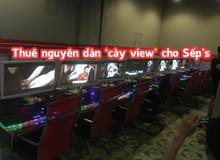 Sốc: Fan Sếp's thuê nguyên dàn máy 'cày' view cho MV mới Chạy Ngay Đi