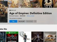 Microsoft đã cho phép game thủ 'tặng quà' cho người thân dễ dàng thông qua Store