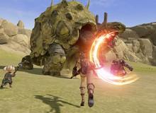 """Chiêm ngưỡng đồ họa đẹp """"điên người"""" của Final Fantasy XI phiên bản Mobile"""