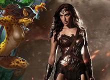 Địa điểm quay phim Wonder Woman 2 sẽ hé lộ nguồn gốc của nhân vật phản diện Cheetah???