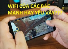 Chỉ với một thiết bị iOS, game thủ có thể kiểm tra độ mạnh yếu của wifi trước khi chiến PUBG Mobile