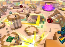 """Game sinh tồn ô vuông cực chất Trove cũng sắp có chế độ chơi """"PUBG"""", cập nhật vào Hè này"""