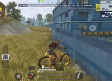 Rules of Survival xuất hiện lỗi xe đạp chạy nhanh hơn cả ô tô