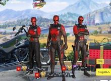 Deadpool cũng đến với thế giới của Rules of Survival?