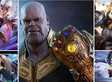 Hóa ra 6 viên đá vô cực của Thanos cũng hiện diện trong... Liên Quân Mobile