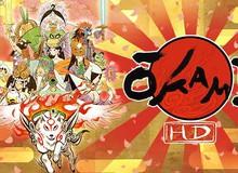 Okami HD: Cùng phiêu lưu vào xứ ở thần tiên của đất nước mặt trời mọc