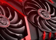 MSI giới thiệu dòng card đồ họa Radeon RX Mech 2 OC khỏe, chơi game ngon