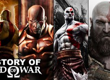 """Game thủ có thể yên tâm, dù bạn có chơi đến già cũng chưa chắc đã """"phá đảo"""" hết các phần mới của God of War"""