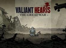 Valiant Hearts: The Great War - Chiến tranh là chết chóc