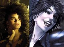 Domino trong Deadpool 2 giống và khác thế nào so với nguyên tác truyện tranh