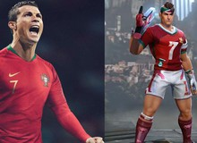 Siêu sao bóng đá Cristiano Ronaldo sẽ xuất hiện trong Liên Quân Mobile?