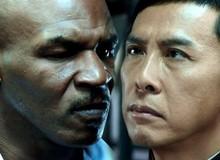 Báo Trung Quốc tiết lộ sự thật đằng sau cuộc tỉ thí giữa Chân Tử Đan và Mike Tyson trong Diệp Vấn 3