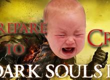 """""""Tức hộc máu"""" với bản Mod cực khó của Dark Souls: Nếu không di chuyển nhân vật sẽ...tự lăn ra chết"""