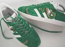 Chê các mẫu của Adidas quá xấu, người hâm mộ Dragon Ball đã tự tay thiết kế mẫu giày riêng