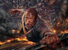 Skyscraper - Siêu phẩm mới của The Rock tung trailer ngập tràn những thảm họa