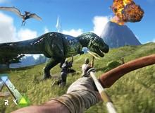 ARK: Survival Evolved đã chính thức có phiên bản cho nền tảng iOS