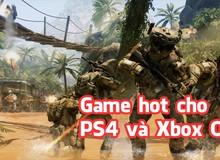 Sở hữu máy PS4 và Xbox One? Đây là những game online cực hot bạn cần chú ý ngay