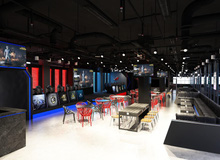 Xuất hiện cyber game 'triệu đô' ngay giữa Hà Nội: Rộng 1500 m2, cấu hình máy siêu khủng