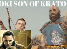 [God of War] Sẽ ra sao khi một ngày bạn nhận ra con trai mình là Loki – một trong những kẻ gian xảo nhất thế gian?