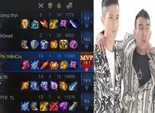 Liên Quân Mobile: Đạo diễn FAPtv gánh team trong trận đấu quy tụ Vinh Râu, Thái Vũ,...