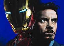 Tiết lộ thân thế thực sự của Iron-Man: Không thể tưởng tượng nổi!!!
