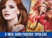 Cộng đồng mạng phản ứng như thế nào trước tin đồn nội dung X-Men: Dark Phoenix bị tiết lộ