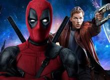 """Ryan Reynolds muốn kết hợp """"Deadpool"""" và """"Guardians Of The Galaxy"""""""