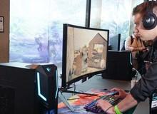 Hình ảnh thực tế hai dàn PC chơi game Predator Orion 3000 và 5000 của Acer: thân máy nhỏ gọn, cấu hình chiến game thoải mái, giá khởi điểm từ 999 USD
