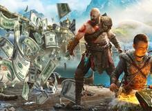 Thu về hơn 4500 tỷ chỉ sau 3 ngày phát hành, God of War trở thành tựa game PS4 có khởi đầu tốt nhất mọi thời đại