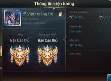 Liên Quân Mobile: Đến Bạch Kim cũng buff được sao cho Thách Đấu, rank Việt tan nát