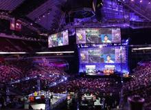 """Top 4 """"sân khấu"""" diễn ra các giải eSports lớn và hoàng tráng bậc nhất thế giới"""