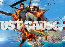 Just Cause 3: Quậy phá thoả thích với một trong những tựa game phi vật lý nhất hành tinh