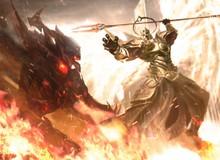 [Ngược dòng quá khứ] Diablo phô diễn sức mạnh rung chuyển trời đất, nhuộm đỏ thiên đường