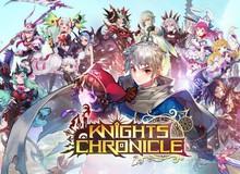 RPG đậm chất Nhật Knights Chronicle đã cho đăng ký tài khoản, game thủ Việt còn chờ gì nữa nhỉ?