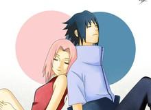 Người hâm mộ kỉ niệm tình yêu của Sasuke và Sakura bằng những hình ảnh vô cùng lãng mạn