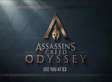 """Sau khi """"phá đảo"""" thế giới Ai Cập, Assassin's Creed sẽ ghé thăm Hy Lạp cổ đại"""