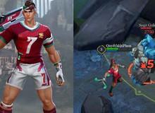 """""""Cristiano Ronaldo"""" trong Liên Quân Mobile... quá thường"""