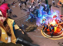 Hero Z Doomsday Warrior: Game chiến thuật đề tài Zombie sở hữu đồ họa 3D tuyệt đẹp