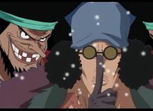 One Piece: Mối quan hệ thực sự giữa cựu Đô Đốc Hải Quân Kuzan và Tứ Hoàng Râu Đen là gì?