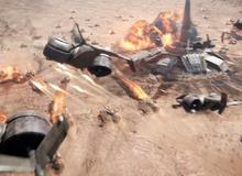Thưởng thức trailer hoành tráng của Command and Conquer: Rivals - Game chiến thuật mãn nhãn trên di động