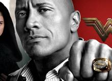 Wonder Woman sẽ sát cánh cùng The Rock trong bom tấn mới