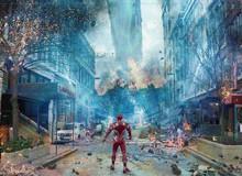 Choáng ngợp khi nhìn thấy các địa điểm trong Avengers: Infinity War được vẽ lại tuyệt đẹp