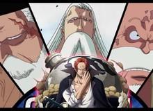 One Piece: Lý do Shanks đến gặp Ngũ Lão Tinh và hải tặc mà Tứ Hoàng nhắc đến là ai?