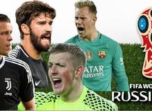 FIFA ONLINE 4: Đâu sẽ là Thủ môn sáng giá nhất tại World Cup 2018