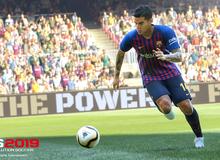 """[E3 2018] So tài với FIFA, PES 2019 tung trailer mới đẹp """"không tưởng"""""""