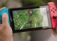 Fortnite chính thức lên Nintendo Switch, trở thành game sinh tồn đa nền tảng nhất hiện nay