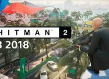 Cận cảnh 15 phút gameplay của Hitman 2: 47 đã trở lại, lợi hại hơn xưa
