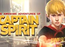 Tựa game AAA siêu anh hùng Captain Spirit sẽ được phát hành miễn phí ngay trong tháng 6 này
