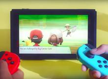 Vì sao Pokemon Let's Go là lựa chọn hoàn hảo cho các game thủ kỳ cựu muốn chơi lại game?