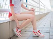 Bỏng mắt với cosplay Saber chân thon cực gợi cảm